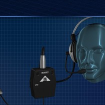 PTT Headset